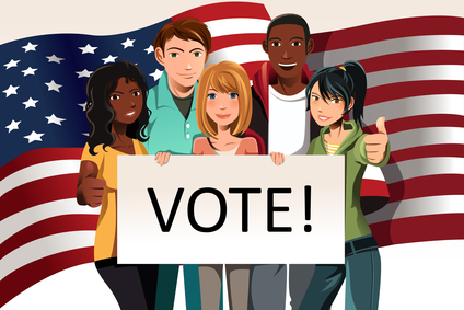 Voting people
