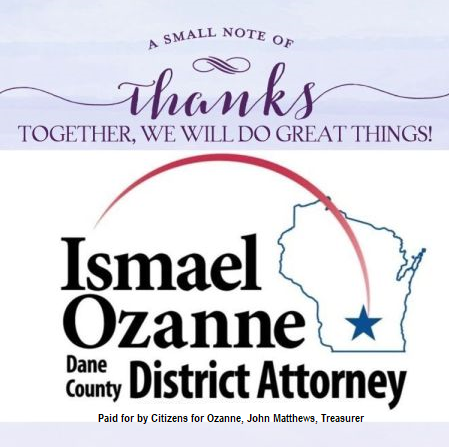 Ozanne Thank you note