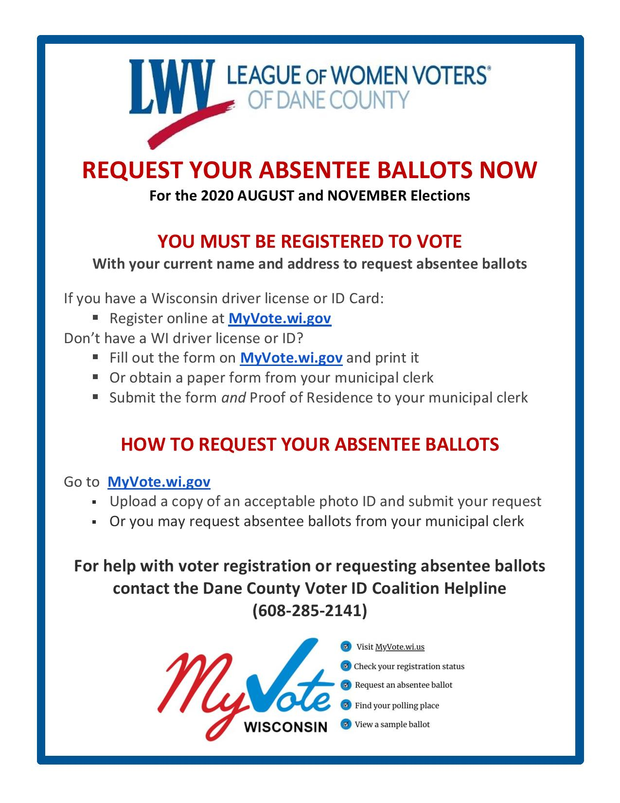 Absentee ballot request - Poster-page-001